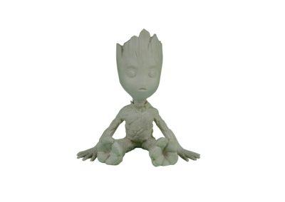 3D Printed Baby Groot