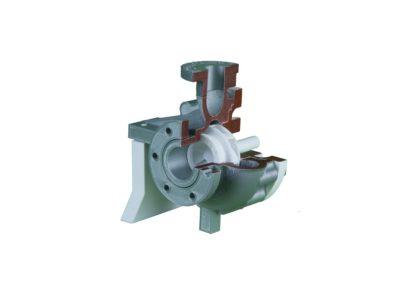 3D Printed Compressor 2