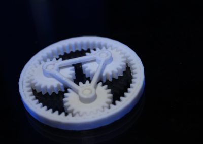 3D Printed Epicyclic Gear