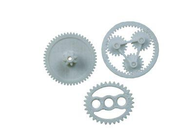 3D Printed Gear Profiles