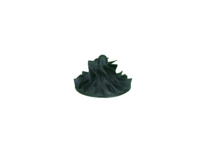 3D Printed Impeller Blade Profile