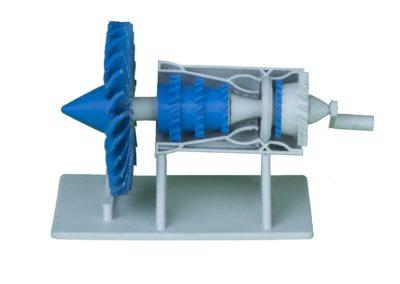 3D Printed Jet Engine 2