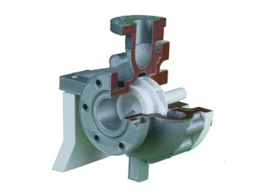 3D Printed Pump Design
