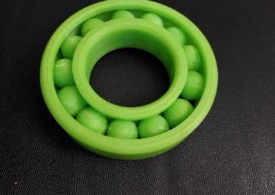 3D Printed Bearing 3