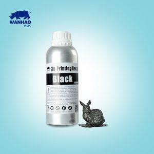 Wanhao Black DLP 3D Printing Resin