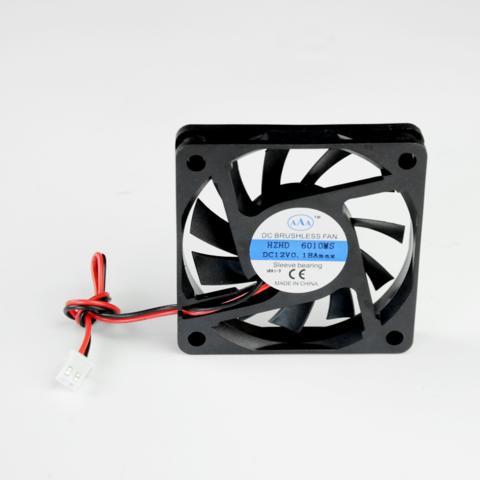 60x60x10mm 12V Cooling fan