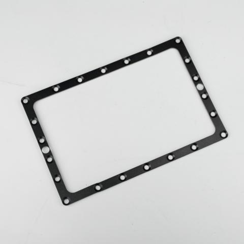 D7 Plus FEP Steel Pressing Plate